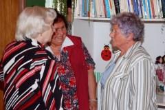 Sraz současných a bývalých zaměstnanců MŠ 22. 5. 2011