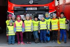 Na návštěvě u našich hasičů