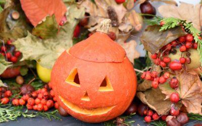 """Ve středu 27. října dopoledne """"Den strašidel, strašidýlek a bubáků"""""""